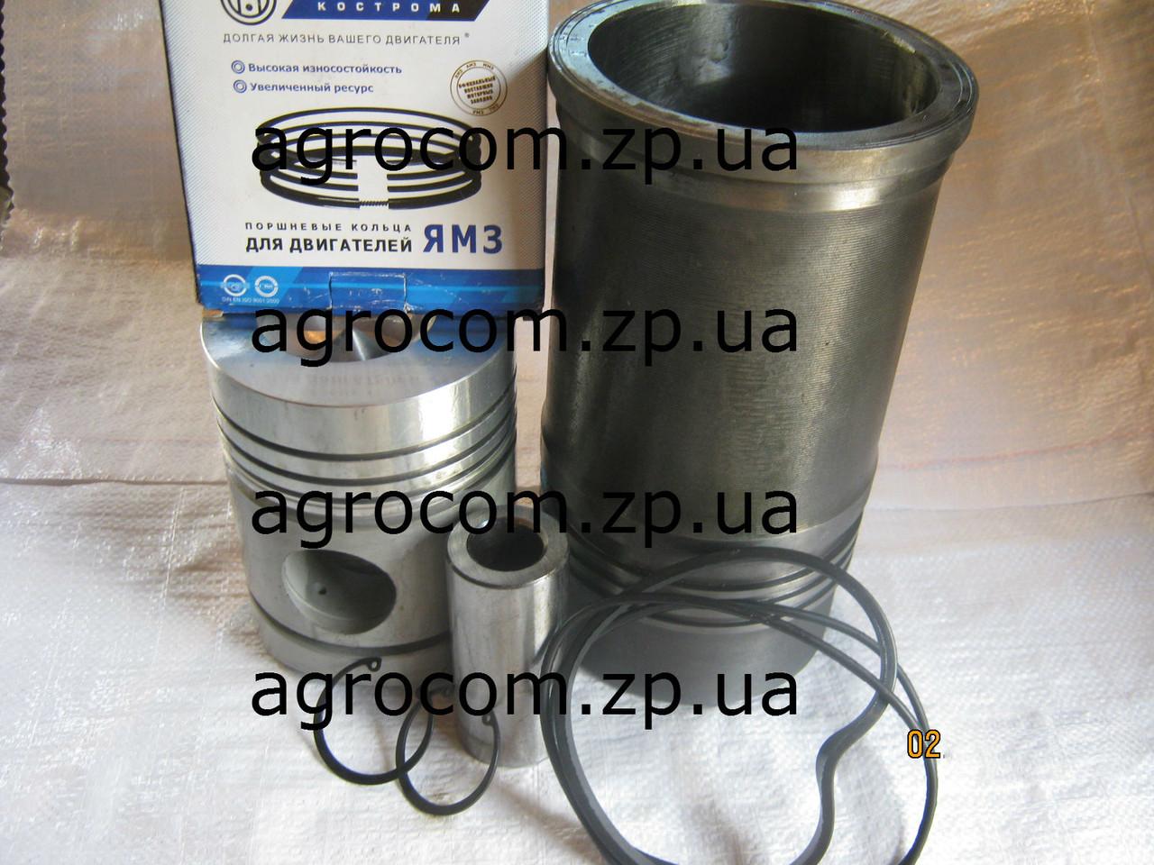Поршневая группа ЯМЗ-236, ЯМЗ-238, ЯМЗ-240