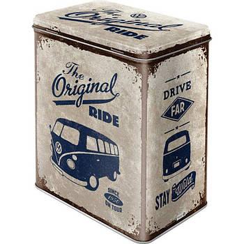 Коробка для хранения Nostalgic-Art VW Kombi Original Ride L (30125)