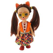 Кукла EnchanTimals c волосами (16 см)