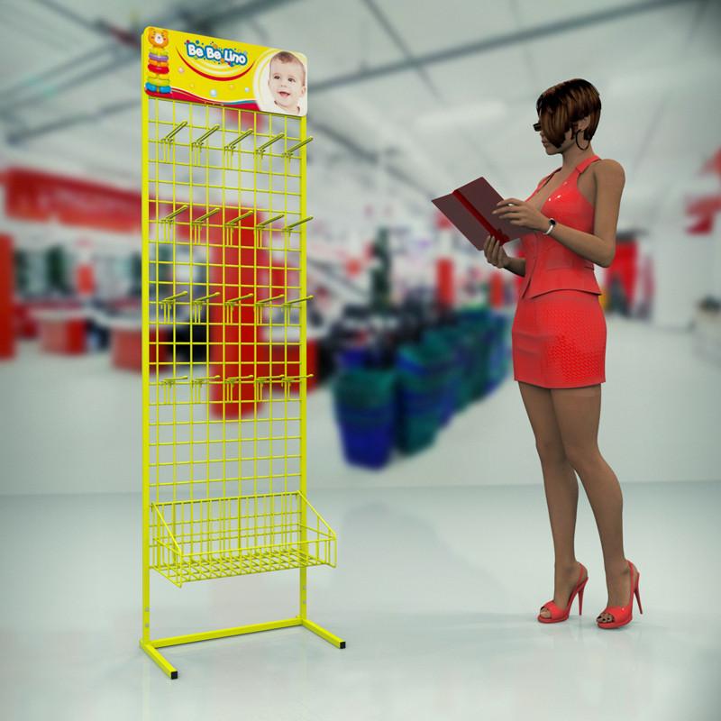 Торговая стойка для игрушек Bebelino. От Bendvis