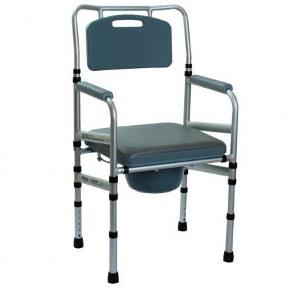 Складной стул-туалет с мягким сиденьем OSD-LY901 Италия