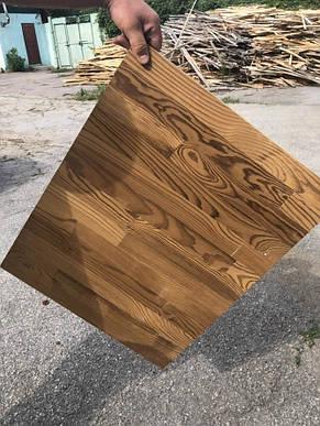 Мебельный щит из термодерева, фото 2