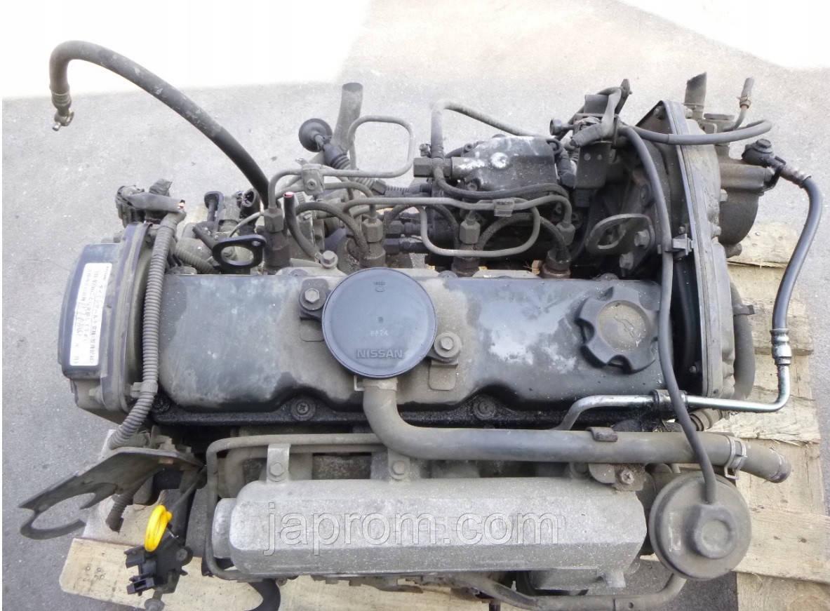 Мотор (Двигатель) Nissan Primera P11 2,0 TDI CD20