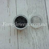 Флок темно-серый, 1 мм., фото 1