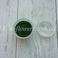 Флок зеленый, 2 мм., фото 1