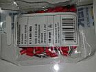Наконечник-гильза Е1508 1,5мм2 с изолированным фланцем (красный) (100шт) IEK UGN10-D15-03-08, фото 4
