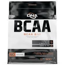 Аминокислоты бцаа DNA Bcaa 2:1:1 500g Lemon