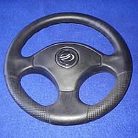 Руль колесо рулевое Таврия Славута ЗАЗ 1102 1103 1105 Москвич М-412 2140 S, фото 1
