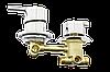 Смеситель для душевой кабины ( Г-4\10 ) на четыре положения под гайку, в стойку душевой кабины, фото 2