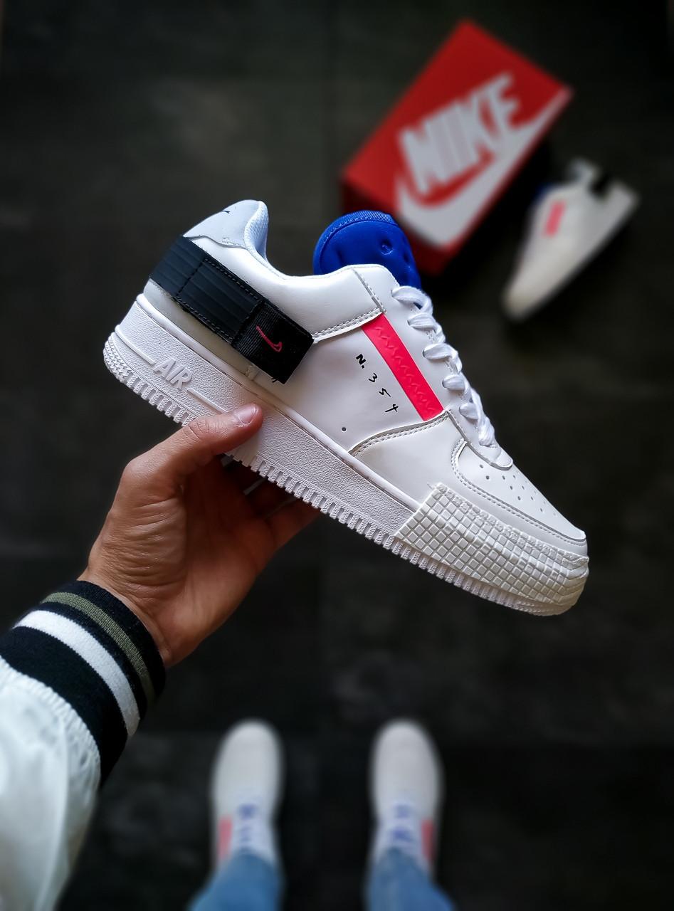 Чоловічі кросівки Nike Air Force 1 Low Type Summit, Репліка