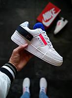 Чоловічі кросівки Nike Air Force 1 Low Type Summit, Репліка, фото 1