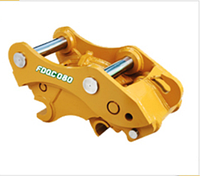 Быстросъемный механизм FINE FDQC 060 для экскаваторов и погрузчиков