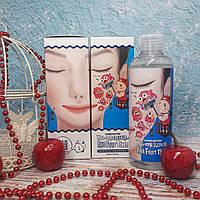 Пилинг-тоник с фруктовыми кислотами Elizavecca Hell Pore Clean Up Aha Fruit Toner 200ml