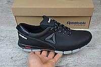 Мужские кожаные кроссовки Reebok (Реплика) (Код: R-5/2   ) ►Размеры [40,41,42,43,44,45], фото 1