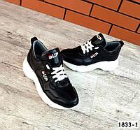 Женские натуральные кроссовки Slip, фото 1