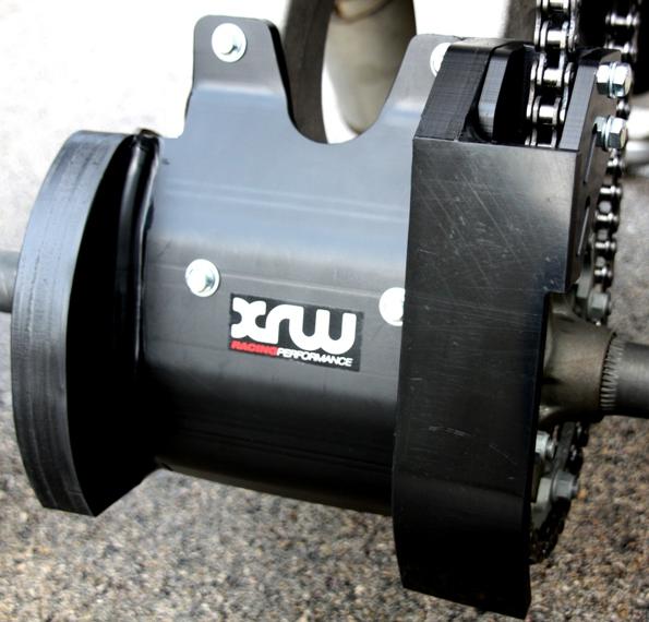 Защита диска цепи XRW для квадроцикла Yamaha 450