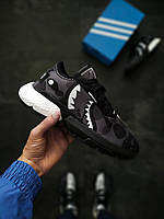 Мужские кроссовки Adidas P.O.D. System 3.1 Bape x Neighborhood, Реплика, фото 1