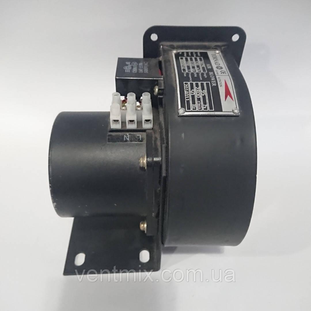Центробежный вентилятор DE 75 1F Tornado