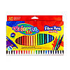 Фломастери Colorino Fibre Pens 24 кольору 24 шт (14625PTR/1)