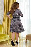 Платье батал, фото 2