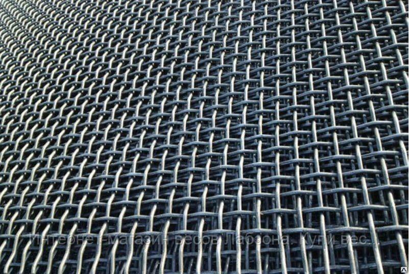 Сетка нержавеющая металлотканная