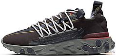 Мужские кроссовки Nike ISPA React Low Velvet Brown AR8555-200, Найк ИСПА