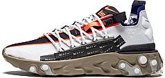 Мужские кроссовки Nike ISPA React Low Summit White AR8555-100, Найк ИСПА