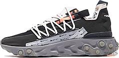 Мужские кроссовки Nike ISPA React Low Black AR8555-001, Найк ИСПА