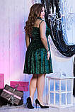 Платье женское батал, фото 5