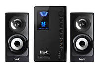 Музыкальный центр HAVIT HV-SF5621BT black, фото 1