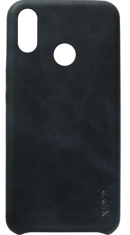 Накладка Huawei P Smart Plus Black X-level Vintage