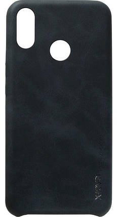 Накладка Huawei P Smart Plus Black X-level Vintage, фото 2