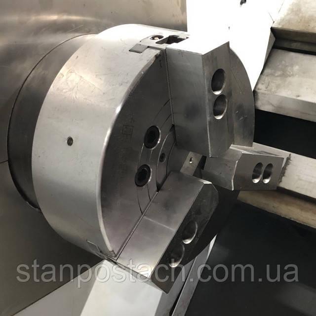 Гидравлический патрон станка с чпу