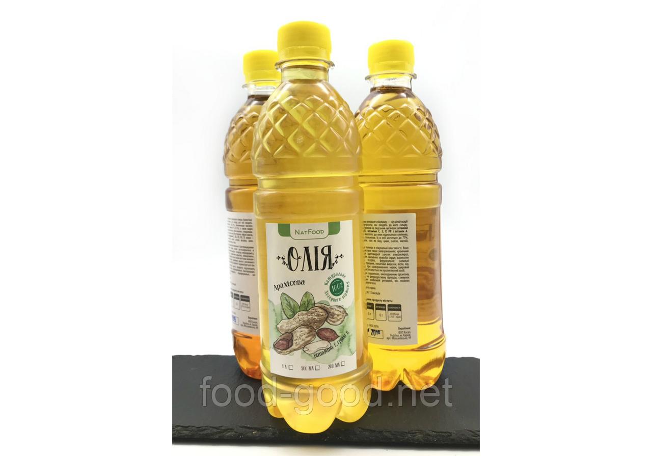 Арахісове масло, 500мл