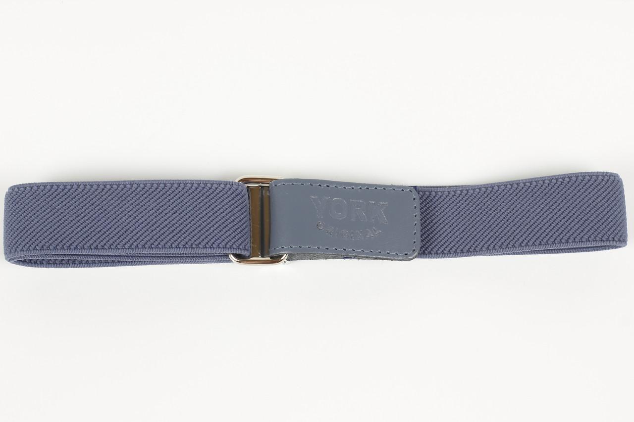 Ремень детский Р15 Top Gal светлый джинс однотонные цвета в ассортименте