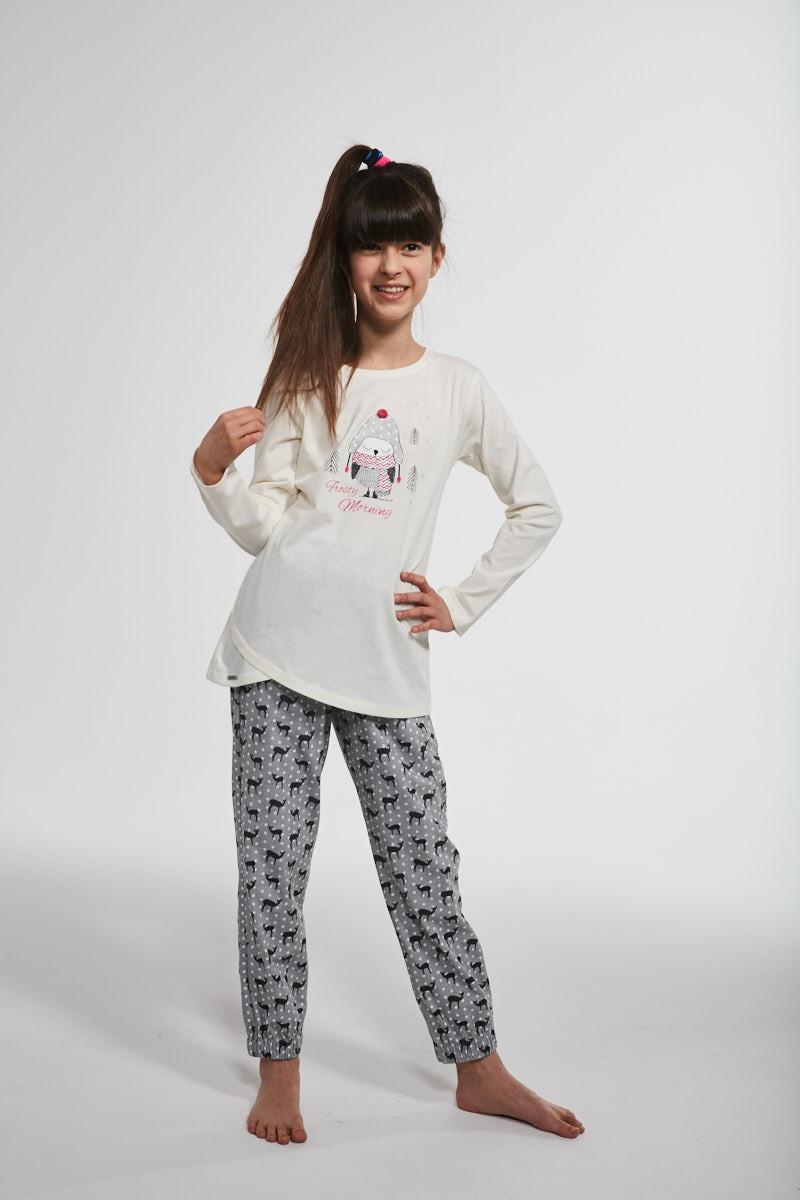 Пижама для девочки 134-164. Польша.Cornette 031/111 BIRD