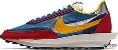 Женские кроссовки Nike LD Waffle Sacai Blue Multi BV0073-400, Найк ЛД