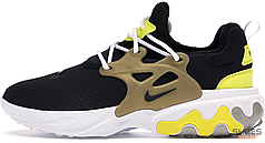 Мужские кроссовки Nike React Presto Brutal Honey AV2605-001, Найк Реакт Престо