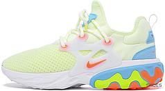 Мужские кроссовки Nike React Presto Barely Volt AV2605-700, Найк Реакт Престо