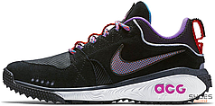 Мужские кроссовки Nike ACG Dog Mountain Black Hyper Grape AQ0916-001, Найк ACG