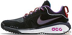 Женские кроссовки Nike ACG Dog Mountain Black Hyper Grape AQ0916-001, Найк ACG