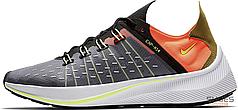 Женские кроссовки Nike EXP-X14 Black Volt Total Crimson AO1554-001, Найк EXP-X14
