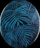 """Картина маслом на холсте в интерьер """"Ночные тропики"""" 40х50 см"""