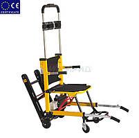 Лестничный подъемник для инвалидов. Инвалидное кресло подъемник. Электрический.