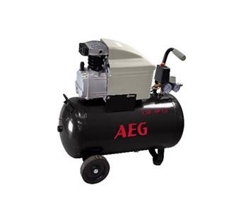 Компрессор поршневой прямоприводный AEG L24 (ресивер 24 л, пр-сть 170 л/мин)