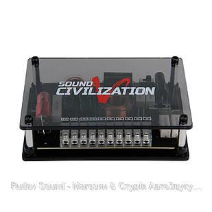 Кросовер Kicx Sound Civilization X6