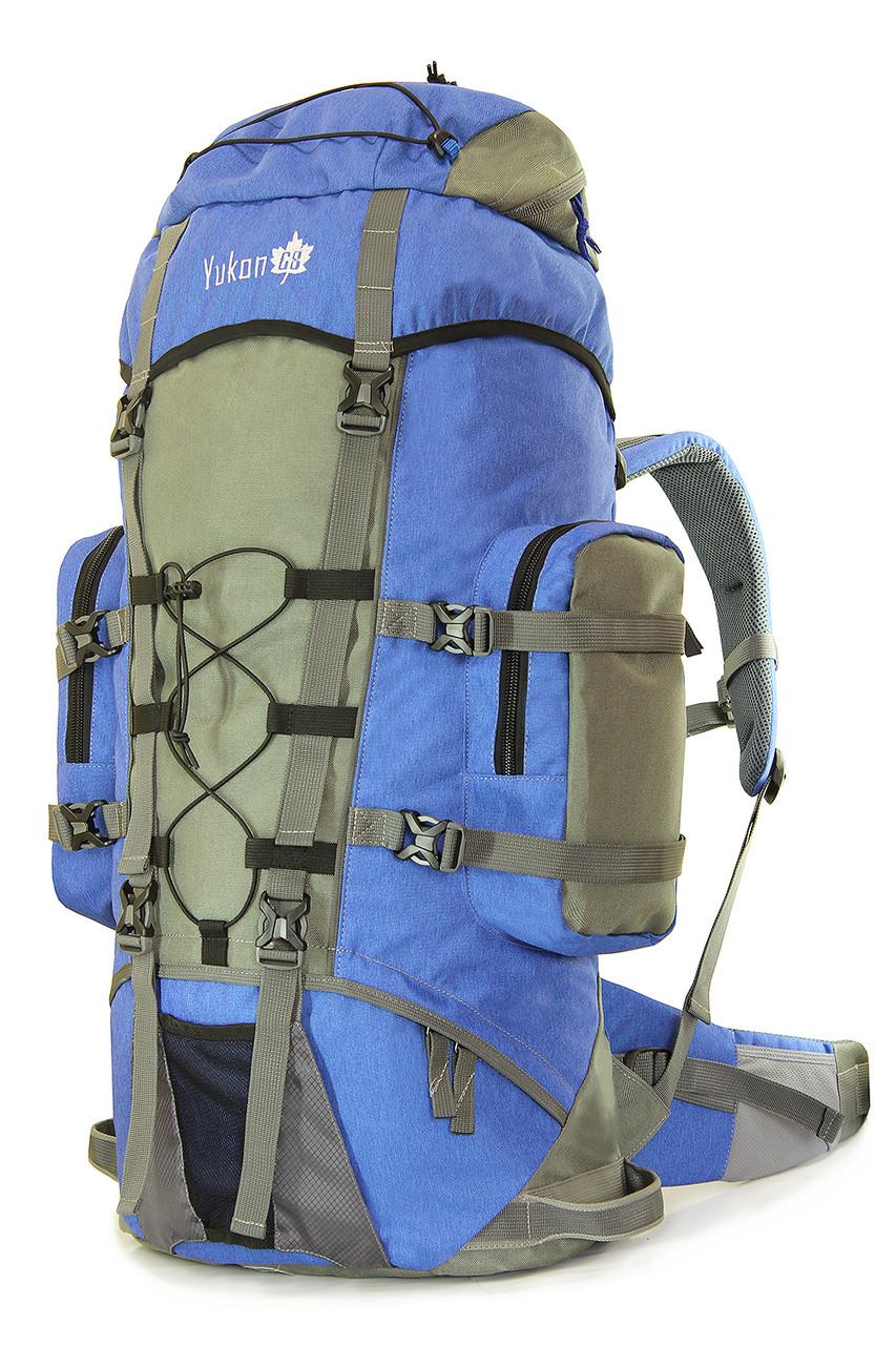 Рюкзак туристический Yukon 68л