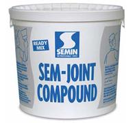 Шпаклевка готовая 25 кг Semin Sem Joint Compound (Семин Сем Джоинт Компаунд)