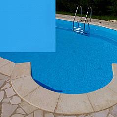 Пленка ПВХ для бассейна Elbeblu Adriatic blue (синий)