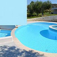 Лайнер для бассейна Elbeblu Baltic Blue (светло-голубой)
